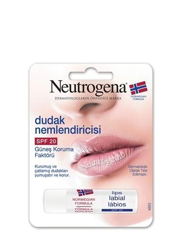 Neutrogena Dudak Nemlendiricisi 4.8g Renksiz
